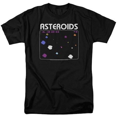 Atari Asteroids Screen Tee