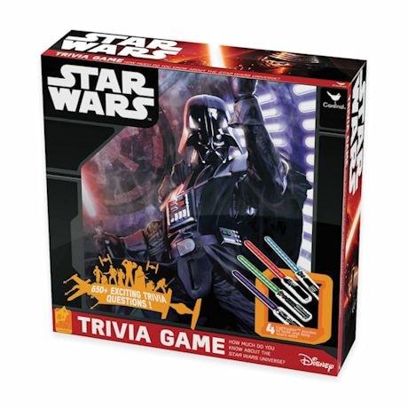 Star Wars® Trivia Game