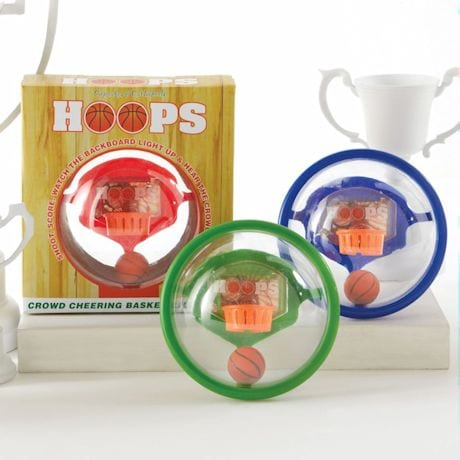Hand-Held Hoops Basketball Game