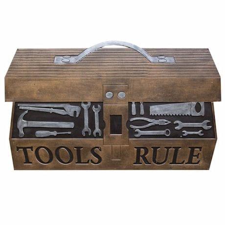 Tools Rule Tool Kit Rubber Floor Mat