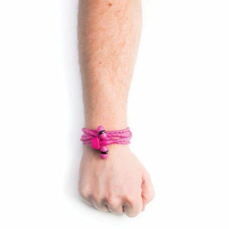 Wraps Headphones - Pink