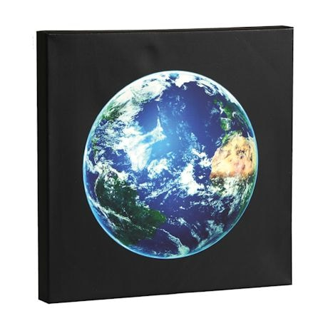 Earth Led Canvas