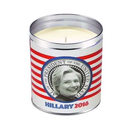 Hillary Candle