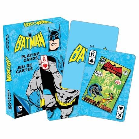 Licensed Playing Cards - Retro Batman