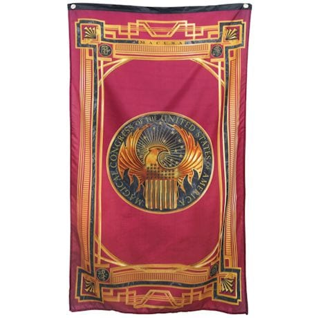 Harry Potter Fantastic Beasts MACUSA Banner