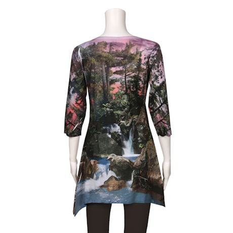Waterfall Sublimated Tunic