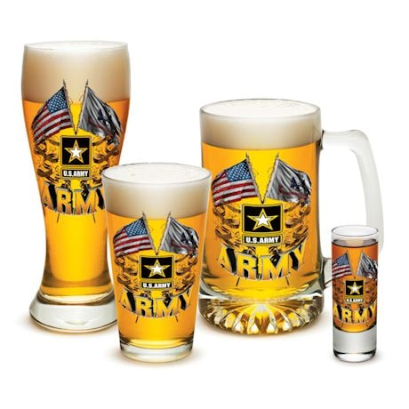 Military Glassware Set