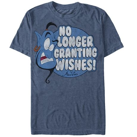 Genie Granting Wishes Tee