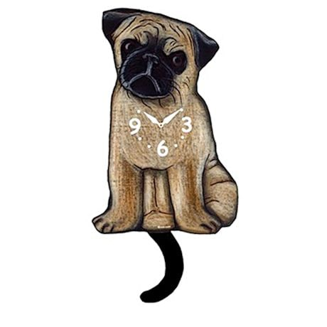 Pendulum Dog Clocks