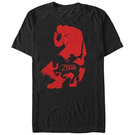 Zelda Link Tee