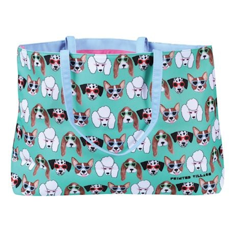 Cool Dogs Tote Bag