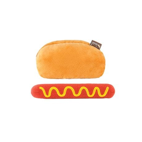 Fast Food Dog Toys - Set of 3