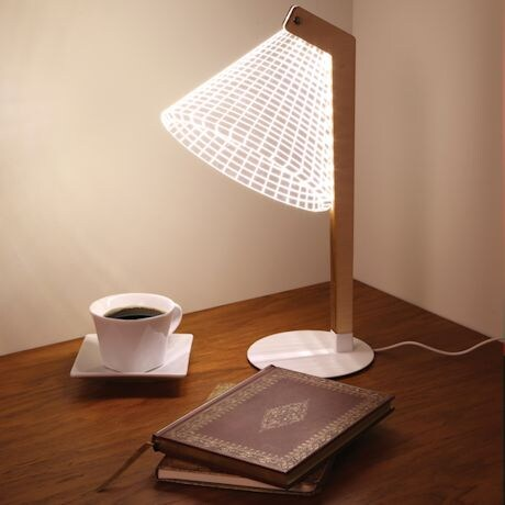 Led Lampshade Table Lamp