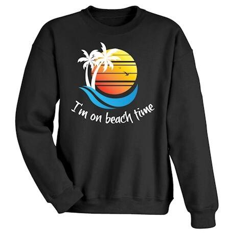 Vacation Time Shirts - Beach