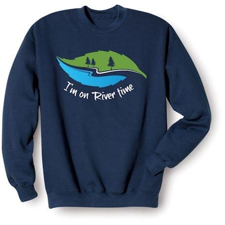 Vacation Time Shirts - River