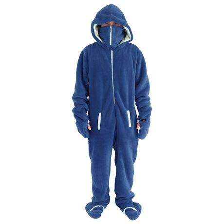 Napping Fleece Union Suit