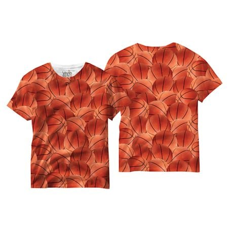 Basketball Sublimated T-shirt