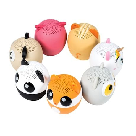 Mini Animal Bluetooth Speakers