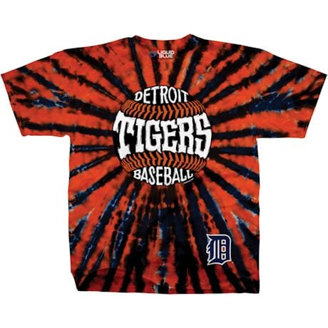 MLB Burst Tie-Dye Tee