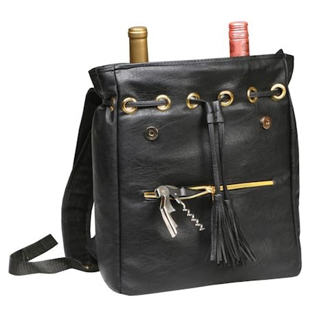 Wine Backpack Carrier