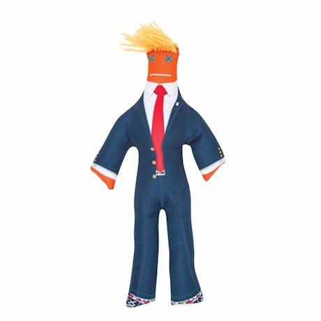 The President - Dammit Doll