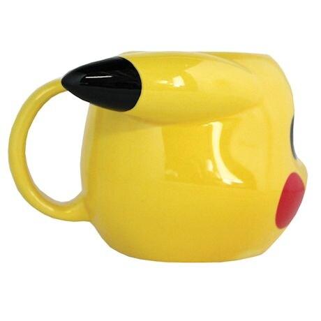 3D Pokemon Pikachu Mug