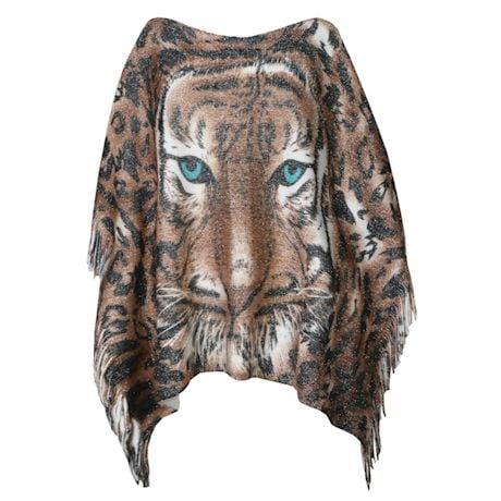 Tiger Poncho