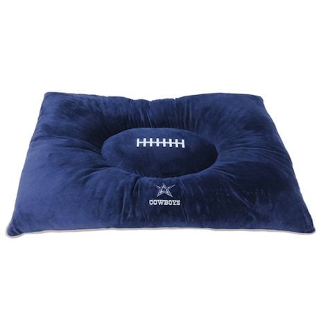 NFL Pet Pillow Bed