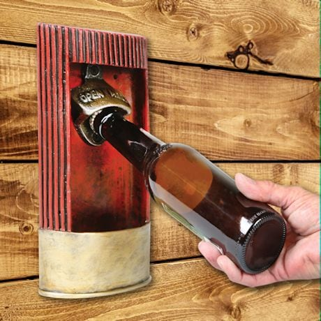 Shotgun Shell Bottle Opener
