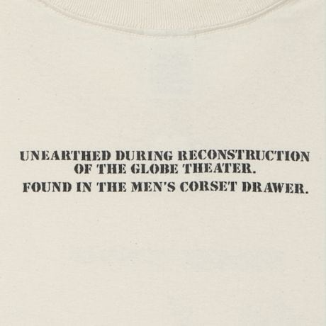 Formerly Worn By Shirts - Shakespeare