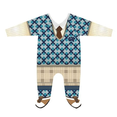 Novelty Baby Snapsuits - Golfer