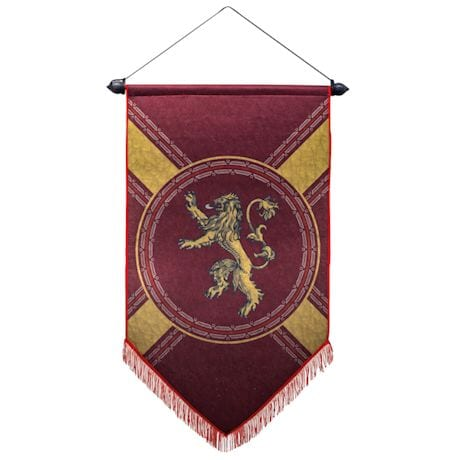 Game Of Thrones Felt Banners