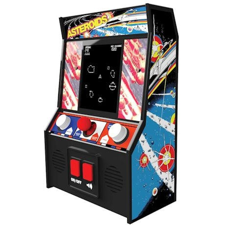 Retro Arcade Video Games- Asteroids