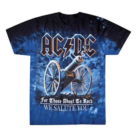 AC/DC 21 Gun Salute Tee