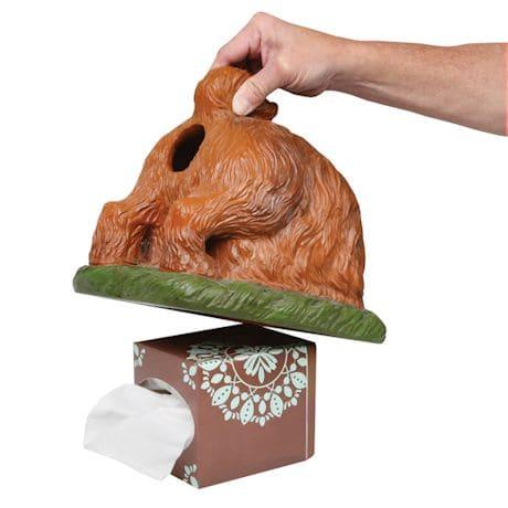 Digging Dog Tissue Holder
