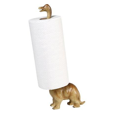 Brontosaurus Paper Towel Holder