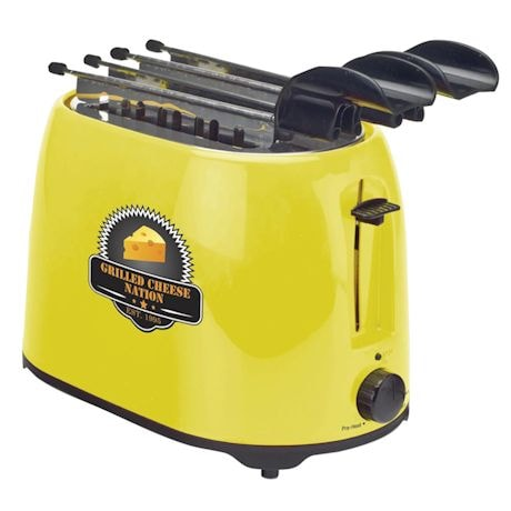 Grilled Cheese Sandwich Maker - Electric Toaster