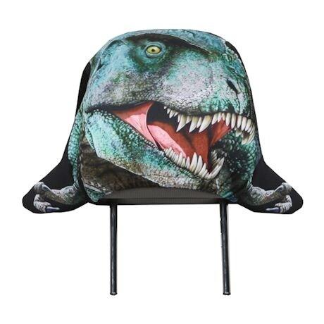 Animal Headrest Covers - T-Rex