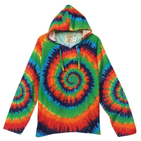 Tie Dye Baja Shirt