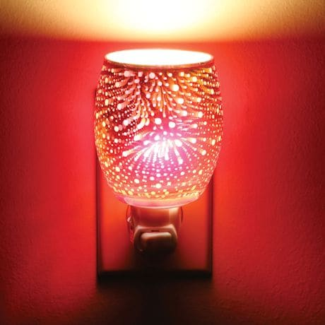 Stargazer Infinity Glass Nightlight