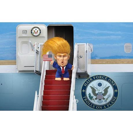 "Donald Trump Troll Doll - 4.5"" High"