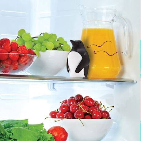 Chill Bill Penguin Refrigerator Odor Remover