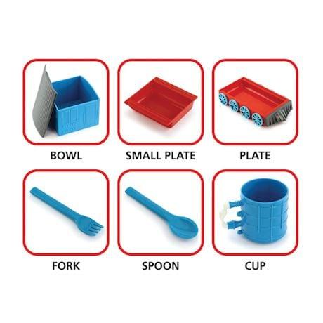 Awesome ... Chew Chew Train Dinner Set ... Design Inspirations