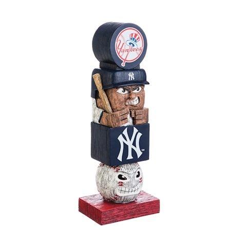 MLB Tiki Totem Pole