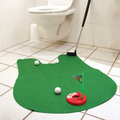Bathroom Golf Set