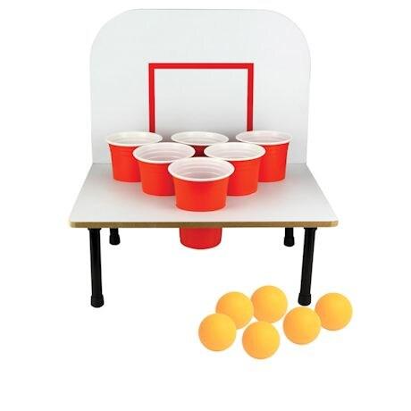 Bank Shot Beer Pong Game