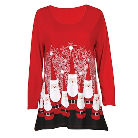 Ultimate Santa Jersey Tunic
