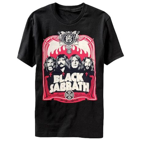 Black Sabath Shirts