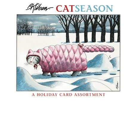 B. Kliban Catseason Holiday Cards