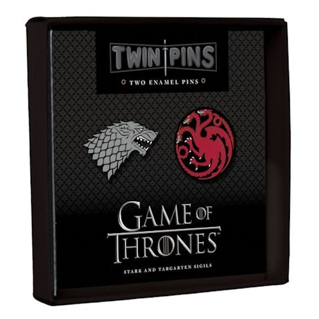 Game of Thrones Twin Pins